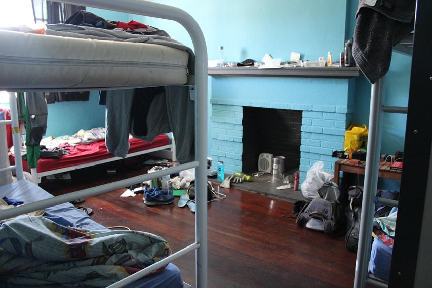 Hostel Zimmer
