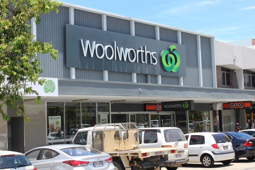 Supermarkt in Australien