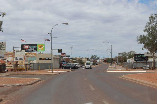 Australische Stadt
