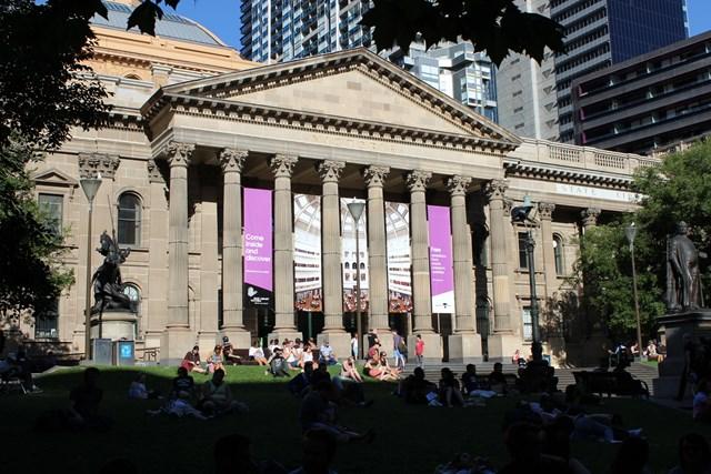 Melbourne Stadtbibliothek