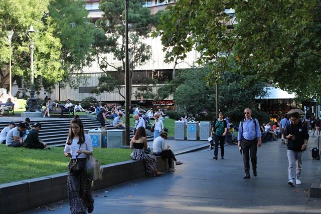Melbourne Reiseblog Bericht