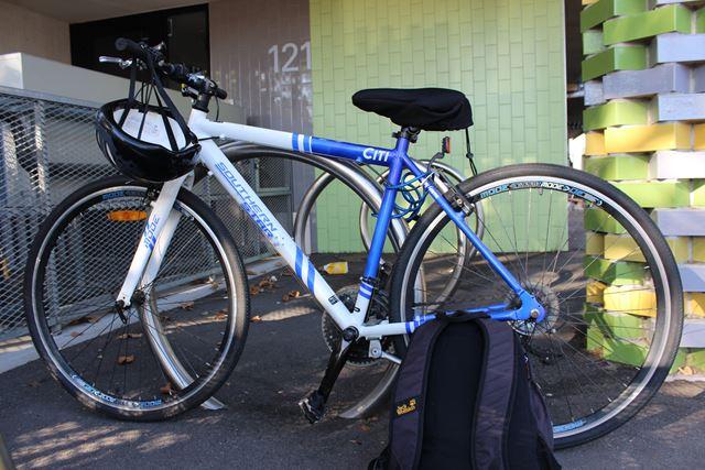 Fahrrad ausleihen für Backpacker